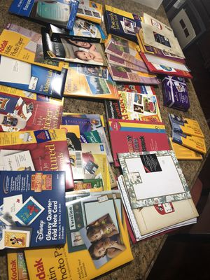 New camera photo paper and more give me an offer it's not free for Sale in Haymarket, VA