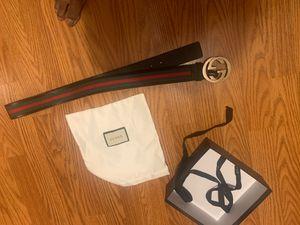 Gucci belt for Sale in Hercules, CA