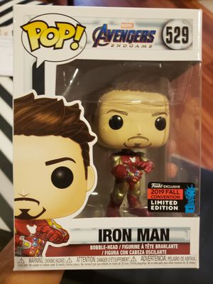 Funko Pop NYCC shared Iron Man for Sale in Hayward, CA
