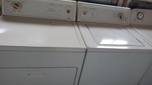 Washer and dryer set Kenmore perfect condition for Sale in Hialeah, FL