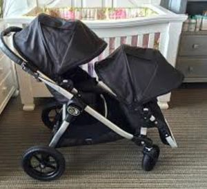 City select double stroller - black for Sale in Alexandria, VA