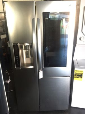 LG Side by Side Refrigerator for Sale in San Luis Obispo, CA