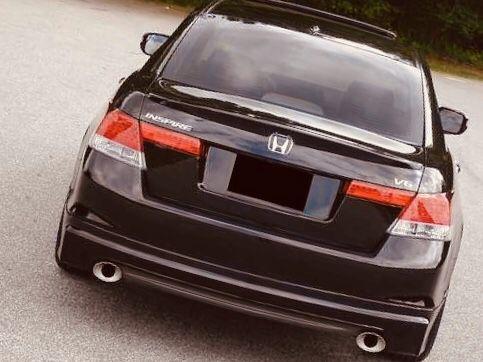 Honda Accord automatic transmission