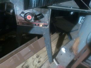 Craftsman saw table for Sale in Columbus, OH