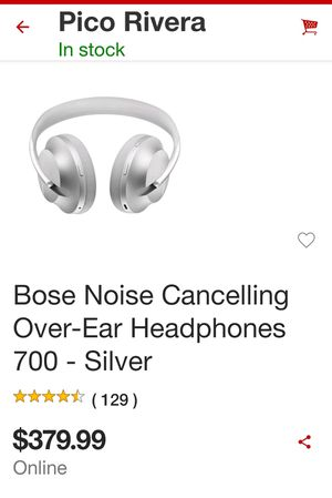 Bose noise cancelling 700 for Sale in Pico Rivera, CA