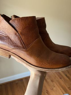 Kork Leather Boot Worn 3 Times for Sale in Marietta,  GA