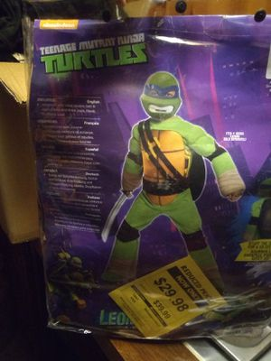 Brand new ninja turtle costume for Sale in Colorado Springs, CO