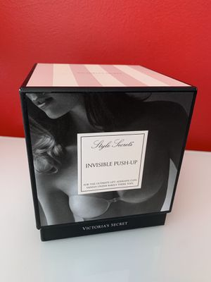 Victoria's Secret- INVISIBLE PUSH-UP (sticky cups) for Sale in Miami, FL