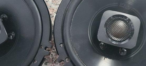 "Polk Audio DB+ 6.5"" Coaxial Speakers $35.00 for Sale in Whittier,  CA"