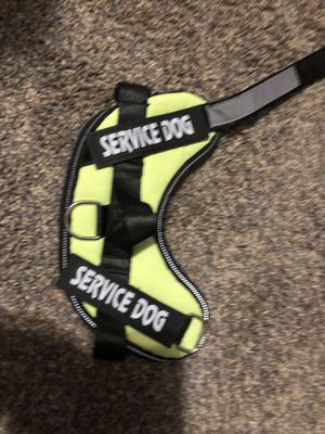 Small service dog harness for Sale in Moville, IA