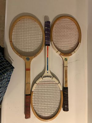 Tennis rackets for Sale in Seattle, WA