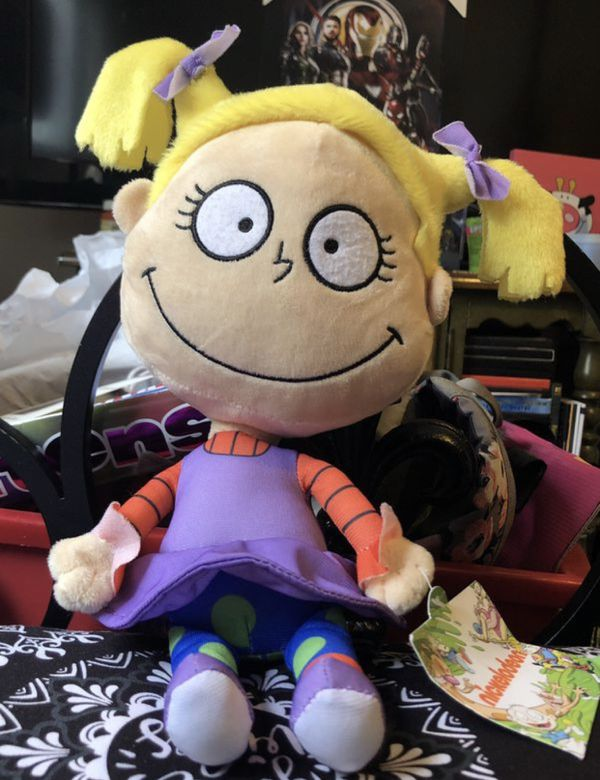Rugrats: Angelica doll