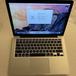 "MacBook Pro 8GB 13"" Grey for Sale in Delray Beach, FL"