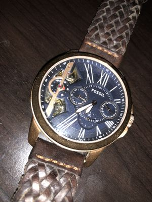 Men's fossil watch for Sale in Crofton, MD