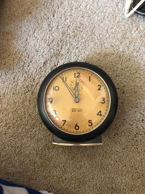 Westclox Big Ben clock for Sale in San Jose, CA