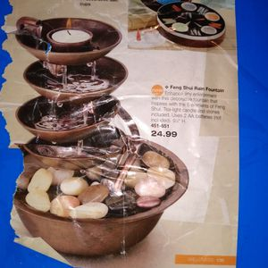 Feng Shui Rain Fountain for Sale in Irving, TX
