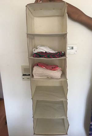 Closet organizer for Sale in Washington, DC