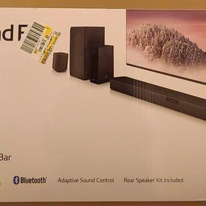 LG Soundbar 4.1 Ch Bluetooth Surround Sound SLM4R for Sale in Riverview, FL