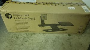 New in box - Free standing HP Display and Notebook stand for Sale in Oak Brook, IL