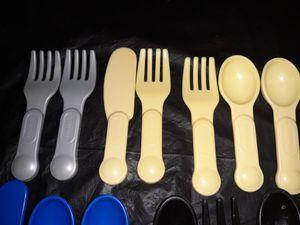 Little tikes silverware for Sale in San Antonio, TX