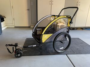 Copilot bicycle trailer model A for Sale in Gilbert, AZ