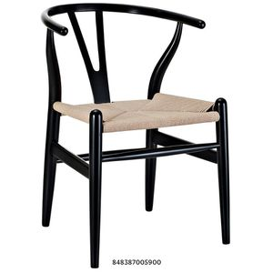 MODWAY Amish Black Dining Wood Armchair for Sale in Dallas, TX