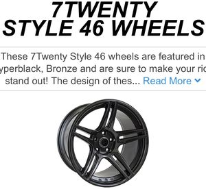 Who can help me find some rims like this for sale In Nashville Tennessee for Sale in Nashville, TN
