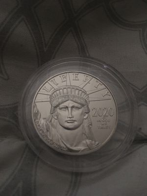 Platinum coin for Sale in Port Orchard, WA