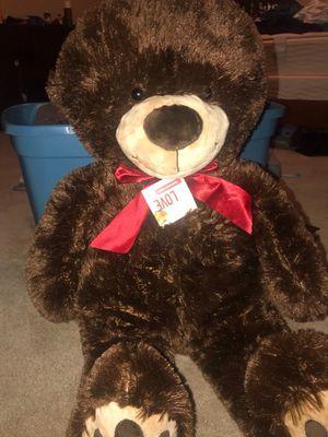 Stuffed bear for Sale in Nashville, TN