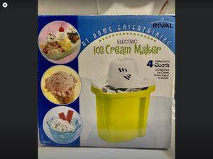 Ice Cream Maker for Sale in Rancho Cordova, CA