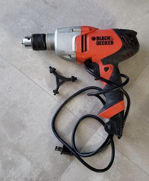 6 Amp Black & Decker Corded Drill for Sale in Lake Worth, FL