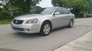2005 Nissan Altima 2.5 S for Sale in West Palm Beach, FL