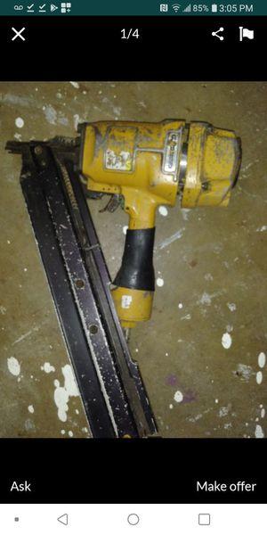 Nail gun * needs seal for Sale in San Antonio, TX