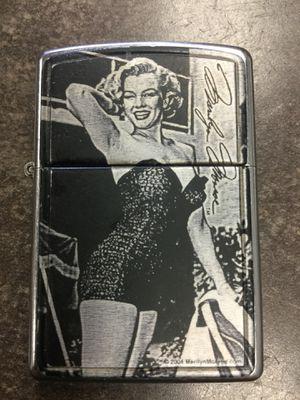Marilyn Monroe Vintage Zippo Lighter for Sale in Whittier, CA