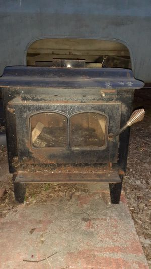 Wood/Pellet Fireplace for Sale in Fort Worth, TX