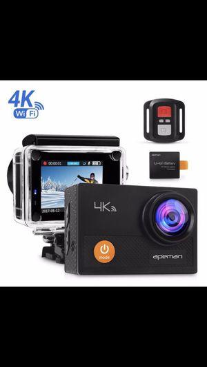 Go pro 4 k ultra HD for Sale in Hialeah, FL