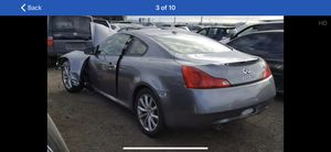 2013 infinity g37 journey for parts only call Turbo Team Auto Wrecking for your parts more than 700 cars for parts for Sale in San Diego, CA
