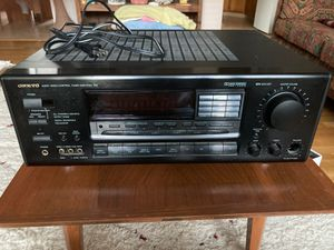 Onkyo TX-SV717PRO audio video controller tuner amplifier for Sale in Portland, OR