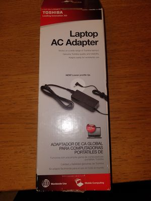 Toshiba Laptop Charger for Sale in Bellevue, WA