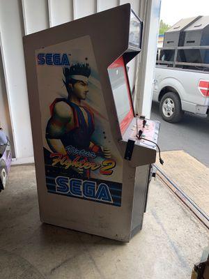 VIRTUA Fighter 2 NANAO MONITOR -arcade game for Sale in Fullerton, CA