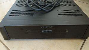 Power amplifier Emotiva basx A-700 for Sale in Phoenix, AZ