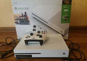 New Xbox One S -- 4K Game Console from Microsoft for Sale in Charlotte, NC