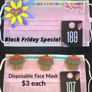 Disposable Face Mask for Sale in Waldorf, MD
