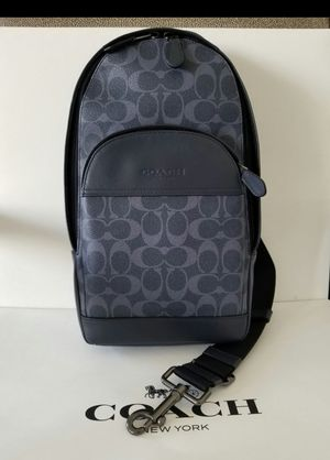 Original coach backpack new with tag and gift box for Sale in Tustin, CA