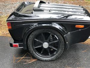 Bush Tec trailer 2012 like new used three time will trade for boat for Sale in Richmond Hill, GA
