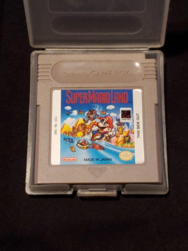Super Mario Land 1