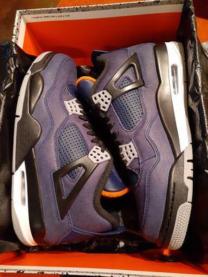 Jordan 4 Retro Winterized - Size 9.5 for Sale in Pleasanton, CA