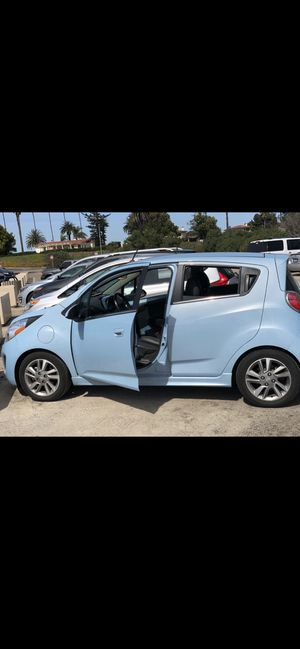 2014 Blue 4 Door Electric Chevy Spark for Sale in San Diego, CA