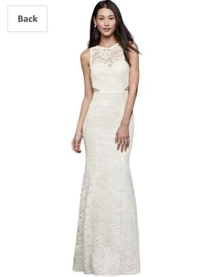 Wedding Gown - New with Tags - David's Bridal for Sale in Twinsburg, OH