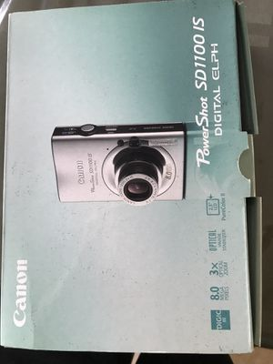 Canon PowerShot SD1100 IS Digital Camera for Sale in Irvine, CA